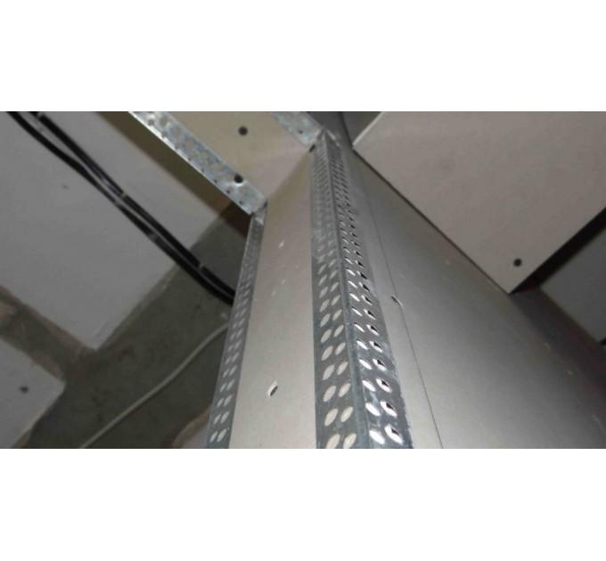 Малярный уголок алюминиевый 20х20х3000мм