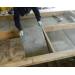 Ацэид асбестоцементная плита 1500x1000x10мм