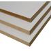 ЛДСП плита ламинированная белая 2440х1830х16мм (4,46м²)