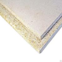 Гипсостружечная плита (ГСП) стандартная прямая 1500x1250x10мм