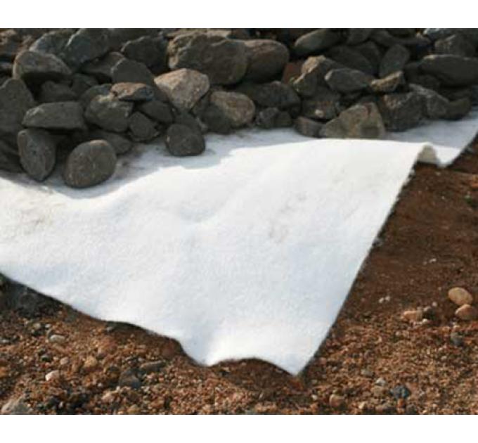 Геотекстиль нетканный иглопробивной Дорнит 200 г/м² (2x50м)