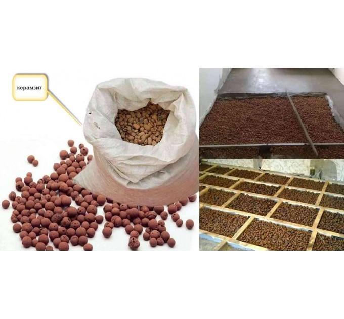Керамзит в мешках фракция 5-10мм (30л)