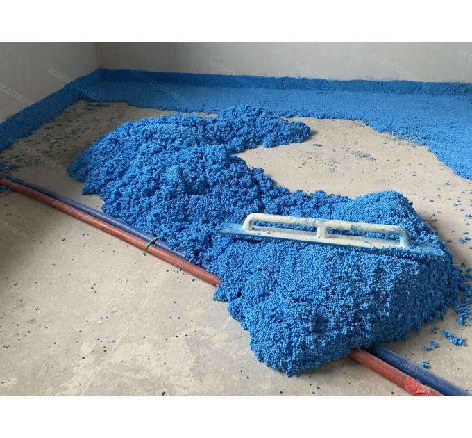 Шумопласт Гранулированная звукоизоляционная смесь 24 дБ  (13.5кг/0,2м³)