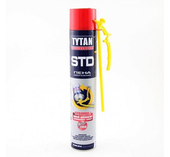 Пена монтажная Титан STD обычная 75л
