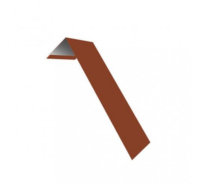 Планка лобовая/околооконная простая 190х50 мм