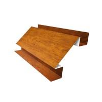 Планка угла внутреннего сложного (Блок-хаус)