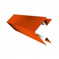 Планка угла наружного сложного (ЭкоБрус)