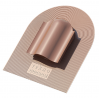 Аэратор КТВ Технониколь цвет коричневый