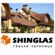 Шинглас (Shinglas) Гибкая битумная черепица от ТехноНиколь