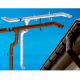 Водосточные системы металлические и пластиковые
