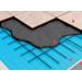 Сетка сварная карта 1,5х2м ячейка 120х120х4,5мм