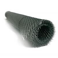 Сетка штукатурная ЦПВС 40х20х1мм оцинк 1х6м