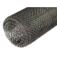 Сетка штукатурная тканая черная 5х5х1мм рулон 1х30м