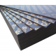 Ламинированная фанера 2-сорт Хвоя (Китай) 1220х2440х21мм