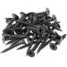 Саморезы по металлу черные