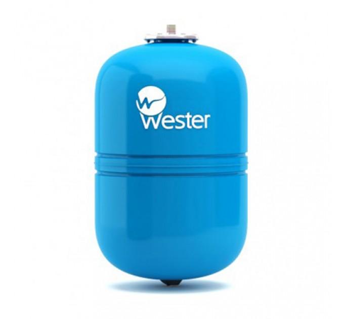 Бак расширительный ГВС Wester 35 л. (синий)