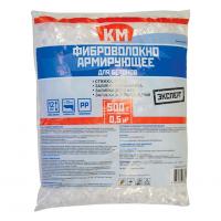 Фиброволокно армирующее для бетонов 0,6кг