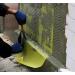 Сетка для фасадных работ (5х5мм) 145г/м² желтая (20м²)