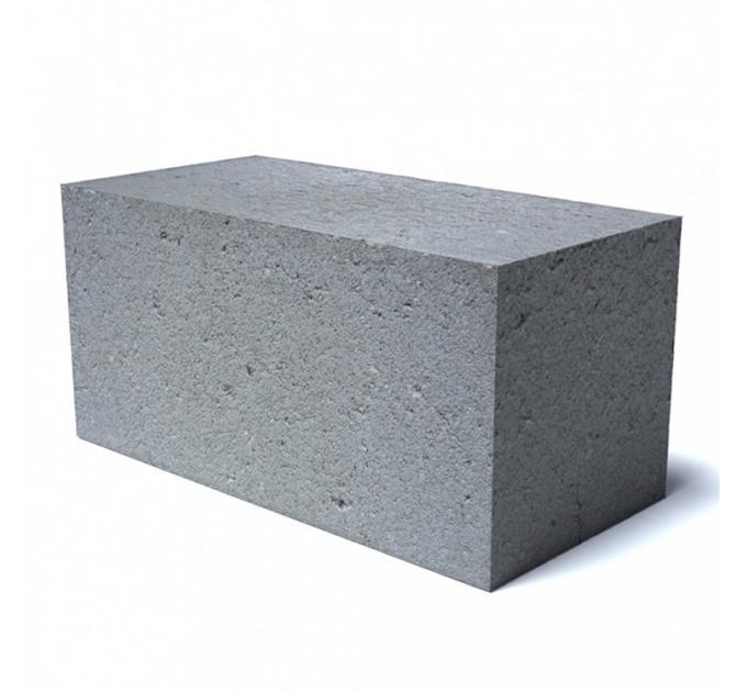 Блок фундаментный полнотелый 400х200х200мм