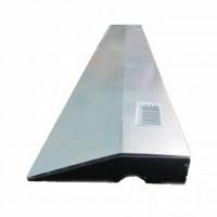 Правило алюминиевое с ребром жесткости 3м
