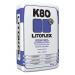 Литокол Литофлекс К80 клей для керамогранита (серый) 25кг