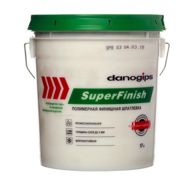 Шитрок Супер-Финиш финишная шпаклевка 28кг