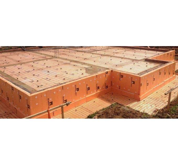 Пеноплекс Фундамент 1185x585x100мм (2,78м²)