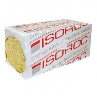 Утеплитель Изорок Изолайт П-50. 1000x500x50мм (4м²)