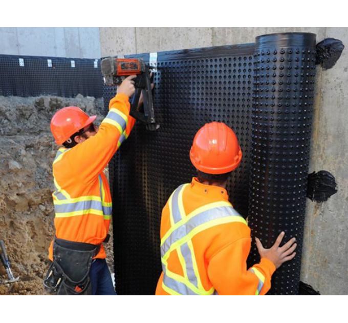Изостуд профилированная мембрана 2x20м (40м²)
