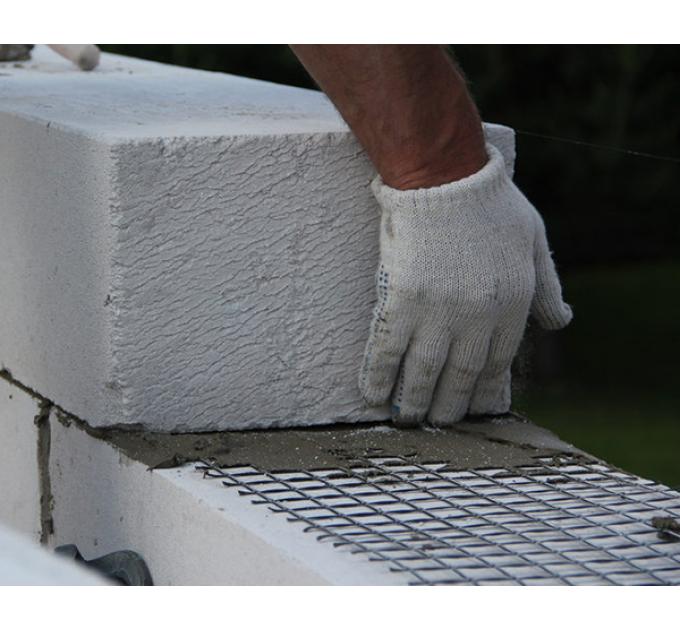 Русеан клей для ячеистого бетона 25кг