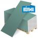 Волма ГКЛВ Гипсокартон влагостойкий 1200x2500x12,5мм