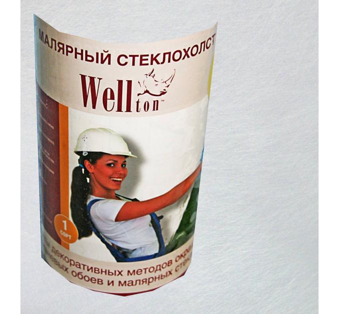 Паутинка Стеклохолст Wellton W40 (50м2) 40г/м2